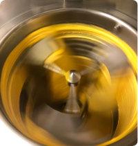 Eismaschine gelb