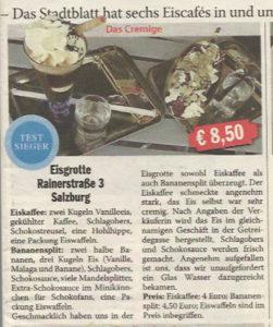 Stadtblatt 2004